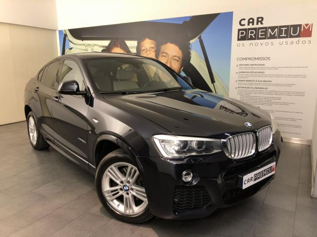 bmw x4 xdrive 3 0 pack m de 2014 por 48900 euros. Black Bedroom Furniture Sets. Home Design Ideas